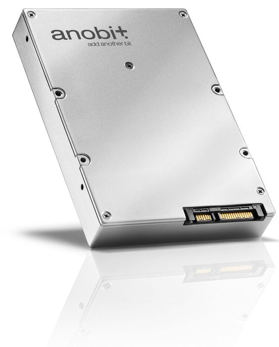 Anobit Genesis SSD er til testing hos blant andre EMC.
