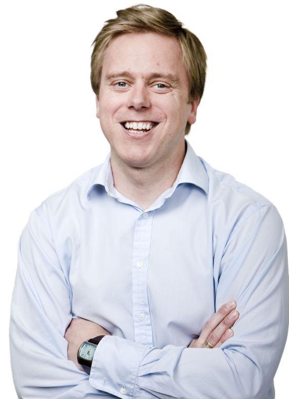 Sier ikke nei til penger fra sin argeste konkurrent: kommunikasjonssjef Tor Odland i Opera Software.