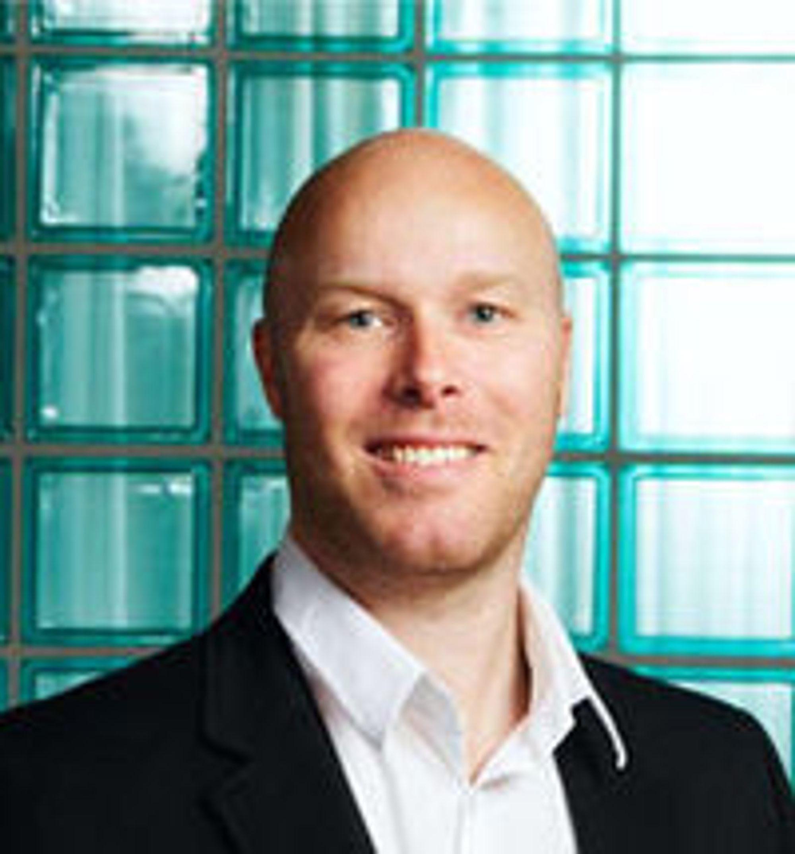 Erfaren IT-gründer: administrerende direktør Rolf Larsen i NetConnect.