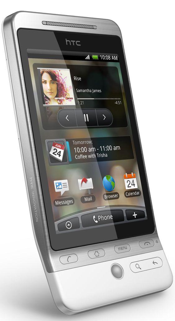 HTC Hero får etterlengtet oppdatering.