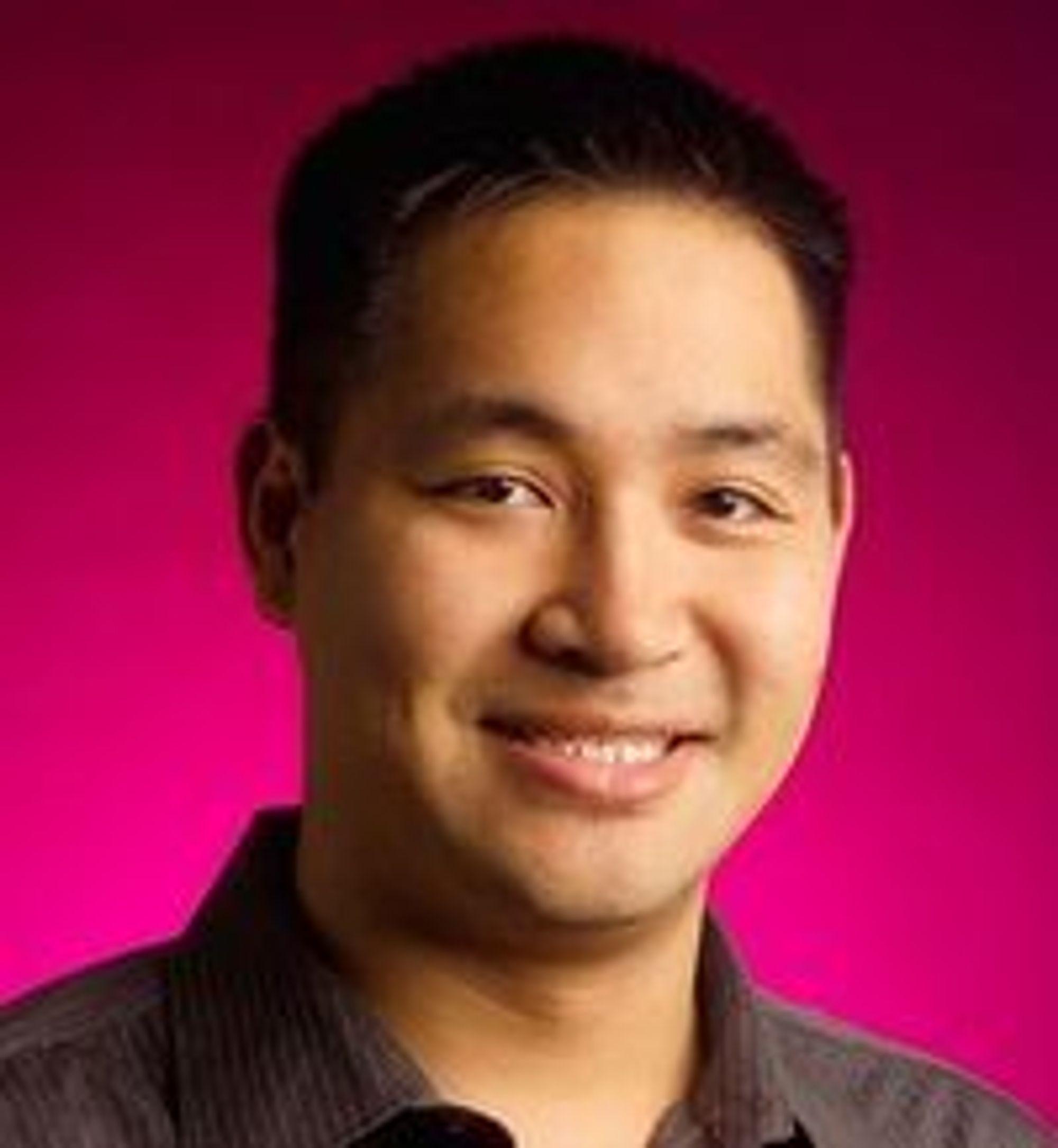 Wayne Lin i Google