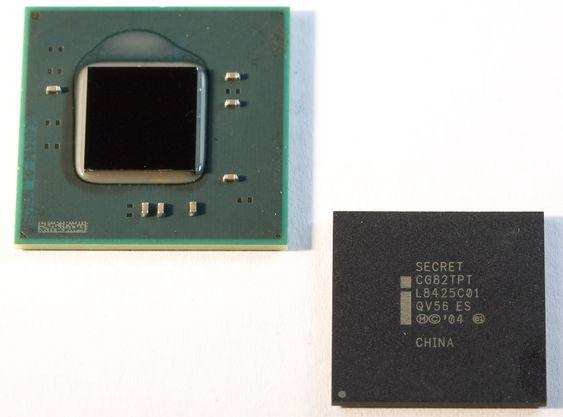 Pine Trail, tokjernede Intel Atom-prosessorer beregnet for netbooks.