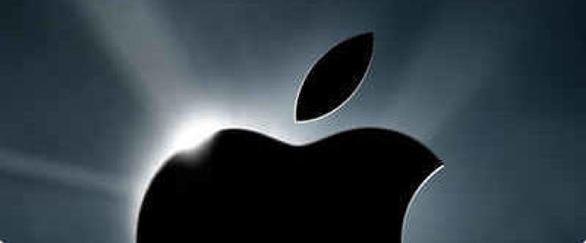 Nr 1: Apple passerte Microsoft og er nå verdens mest verdifulle IT-selskap.