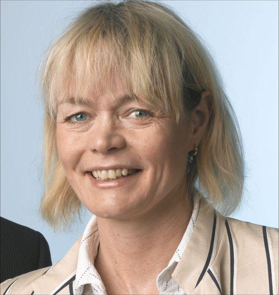 Drøy påstand: At Basefarm tok livet av Blink er helt usant, sier direktør Grethe Viksaas.