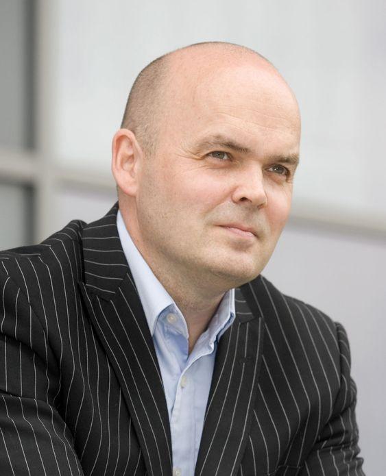 Anders Lindgren mener grønn IT må legges inn i IT-avdelingens budsjett.