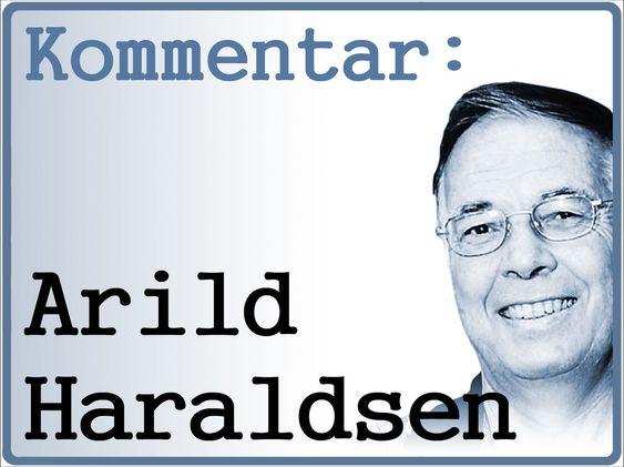 Arild Haraldsen er administrerende direktør i NorStella, og leverer jevnlig kommentarer til digi.no.