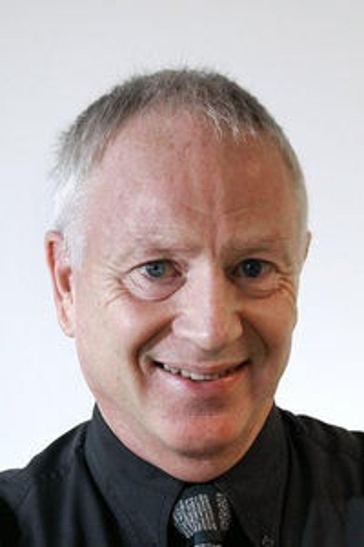 Svein Knapskog, professor i datasikkerhet ved NTNU
