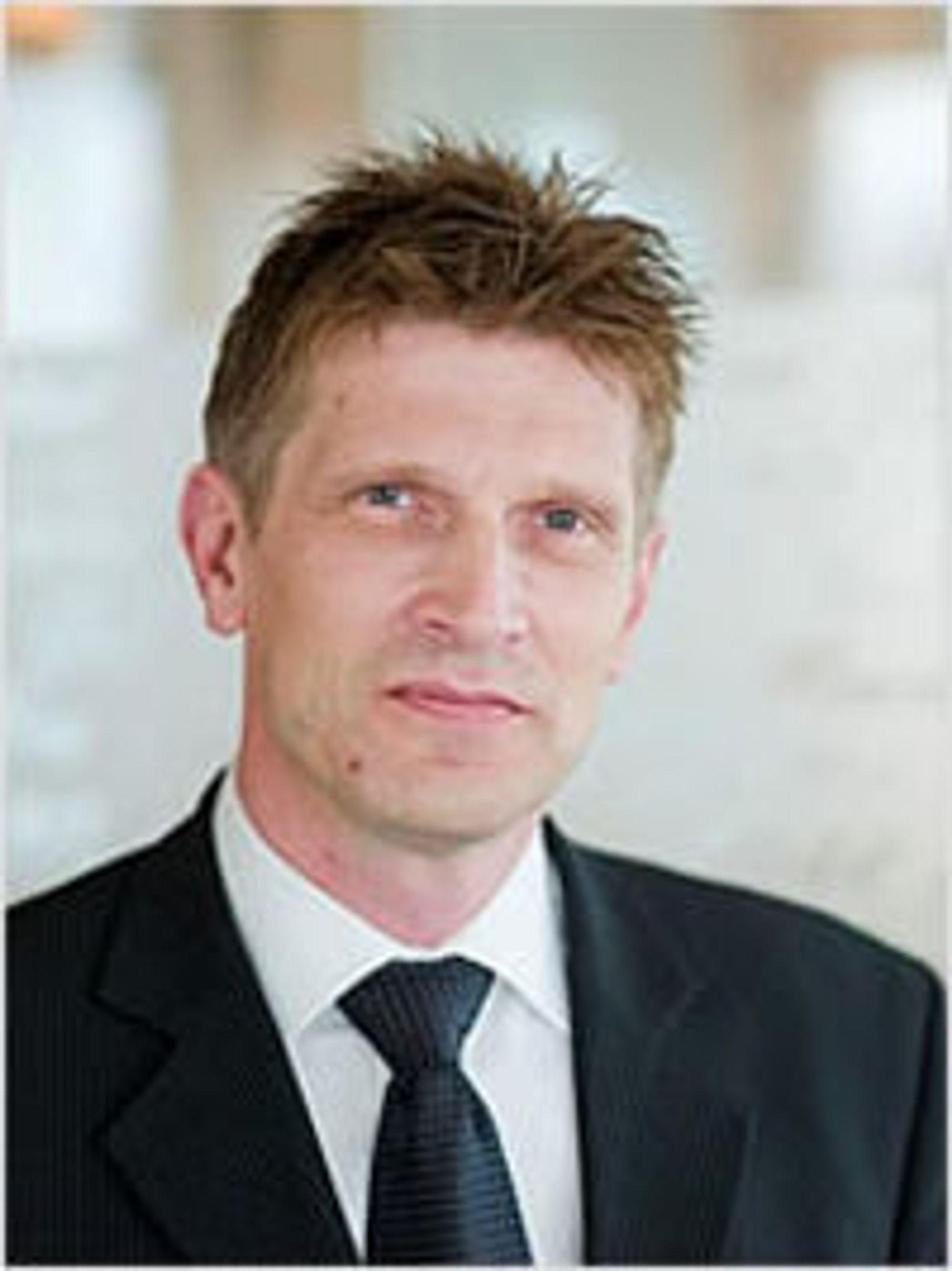 Raymond Olaussen, Fujitsu Norge.
