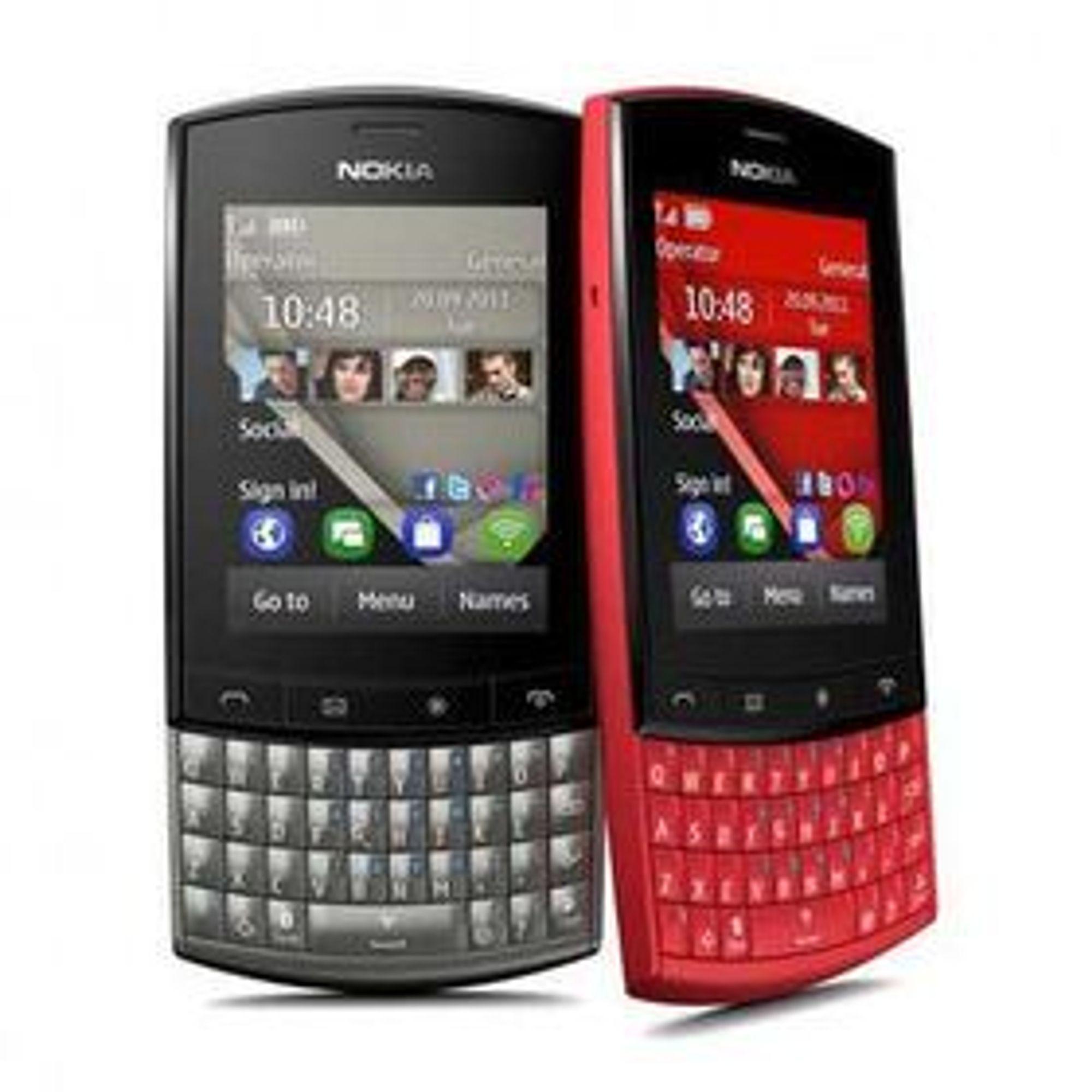 """Nokias """"enkle"""" mobiltelefon Asha 303 vil være den viktigste bidragsyteren til Nokias resultater i inneværende kvartal, tror Pareto."""