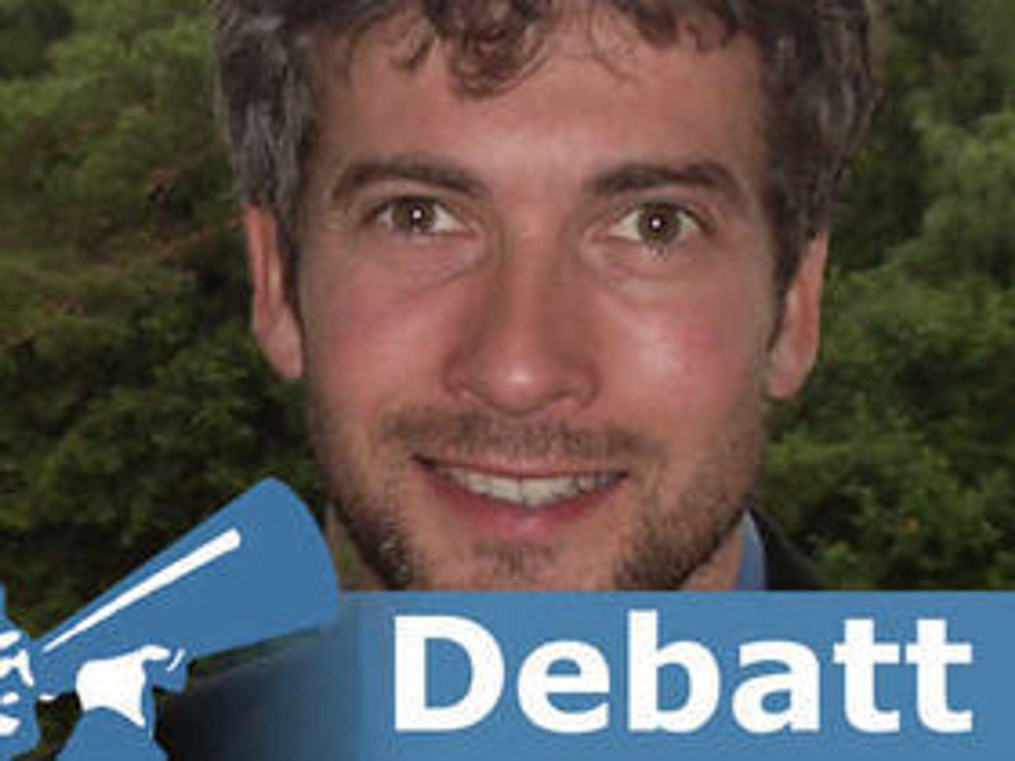 Kristian Bergem er Fagkoordinator for standardisering og interoperabilitet i Difi.