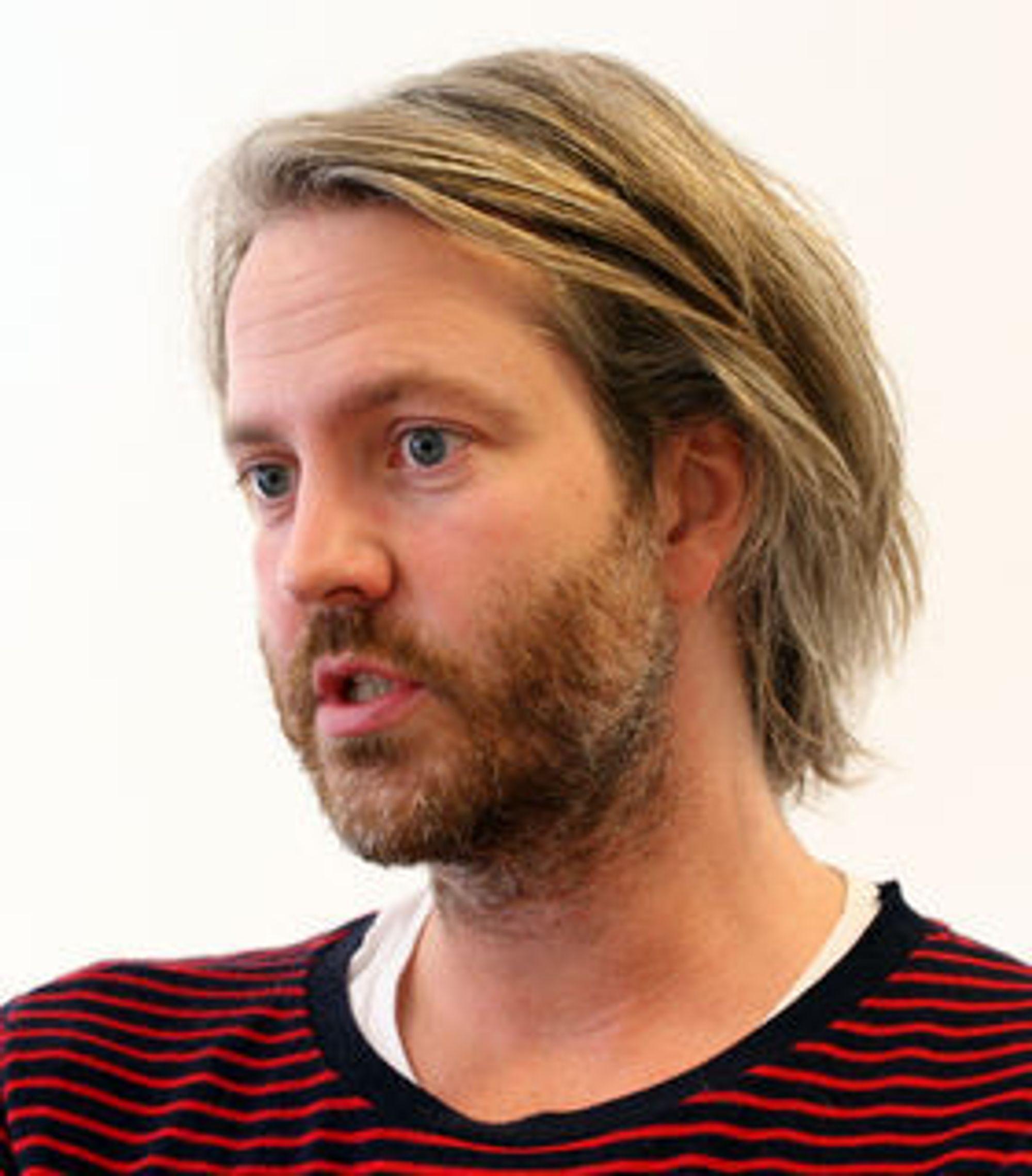 Senior rådgiver Jørgen Skorstad i Datatilsynets juridiske avdeling.