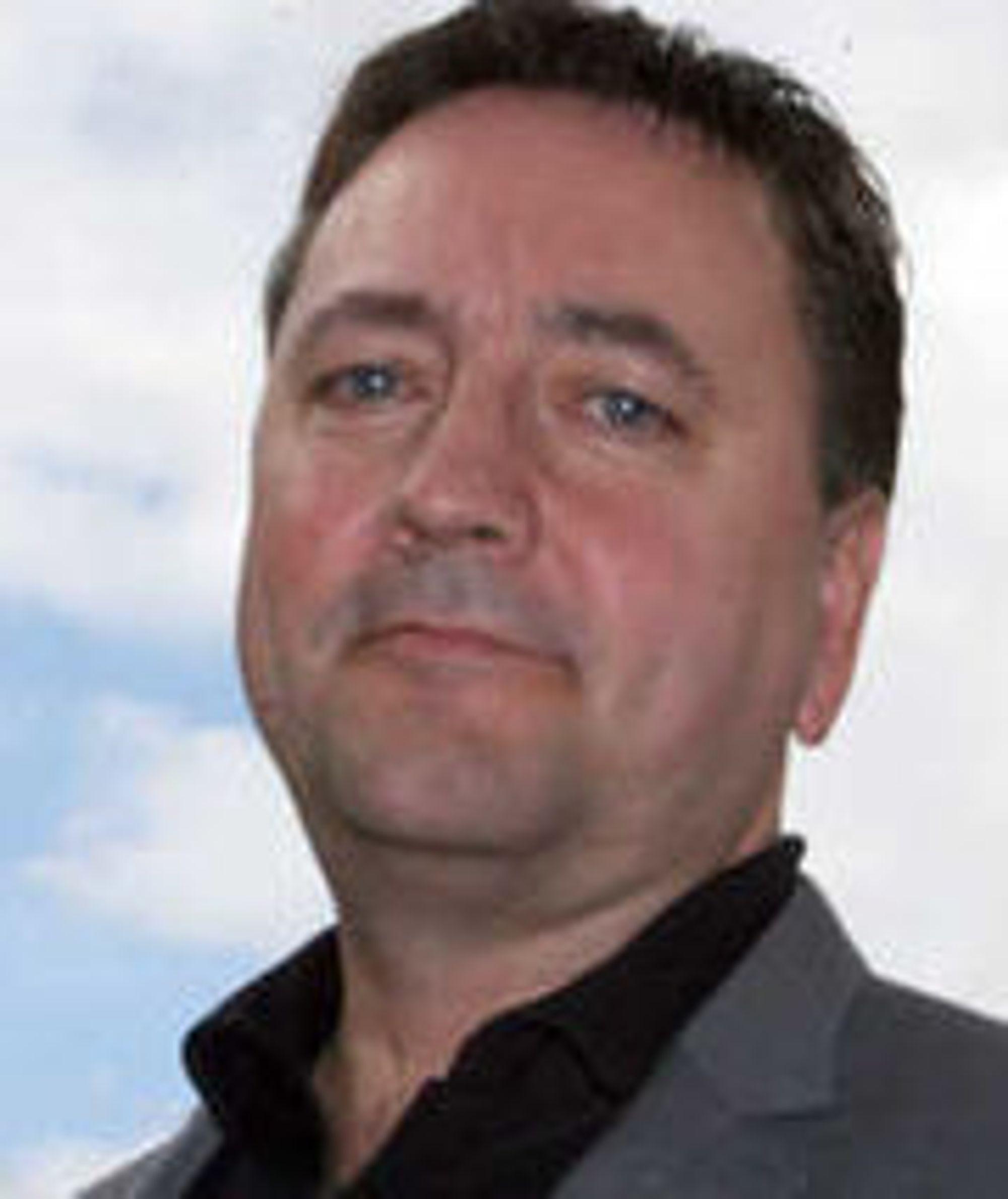 FORNØYD: IT-sjef Per Jacobsen i Narvik kommune ble en av de første i norsk offentlig sektor til å ta i bruk nettskyen.