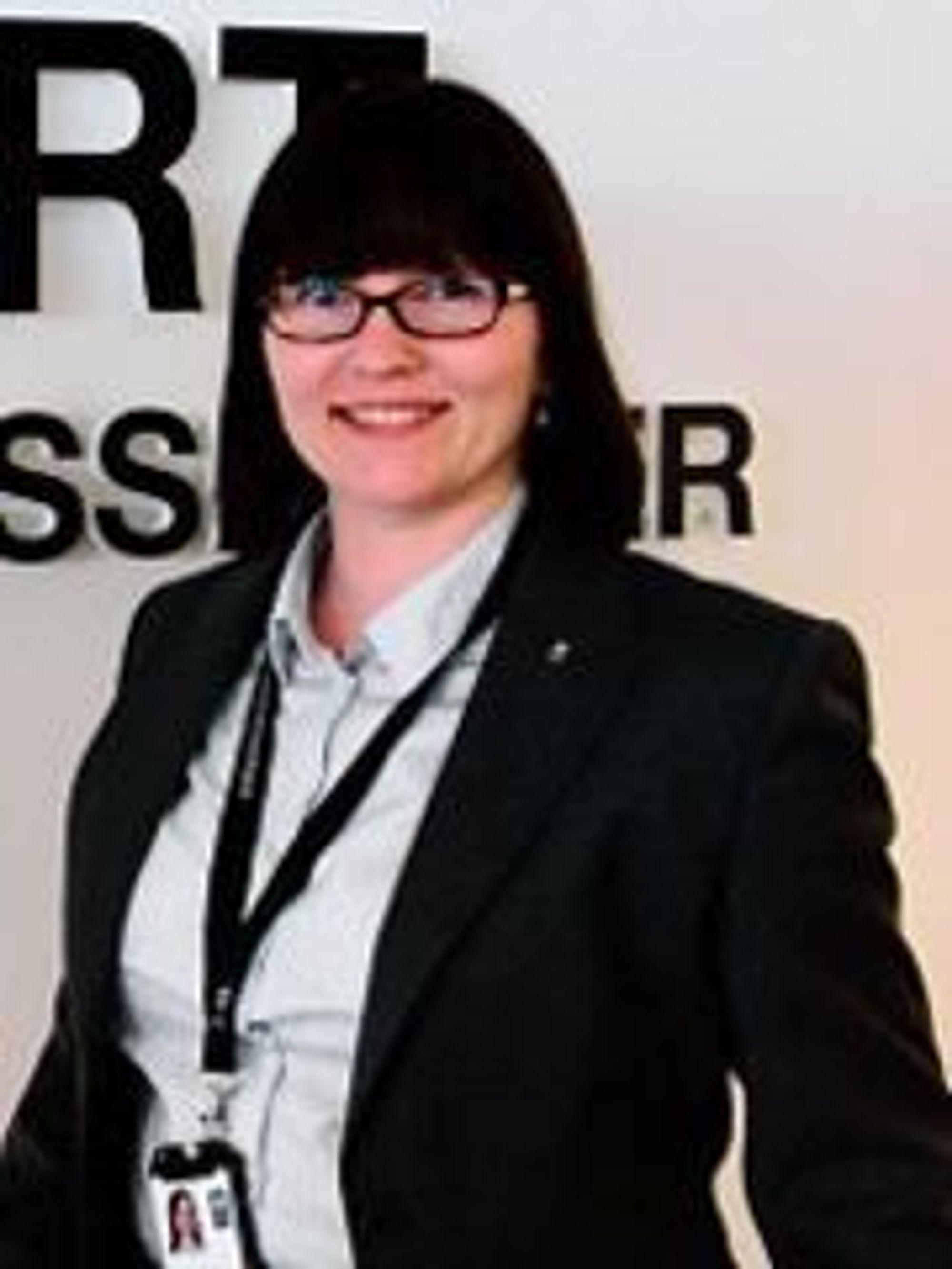 Overrasket: Marie Moe ved Nasjonalt senter for håndtering av alvorlige dataangrep (NorCERT).