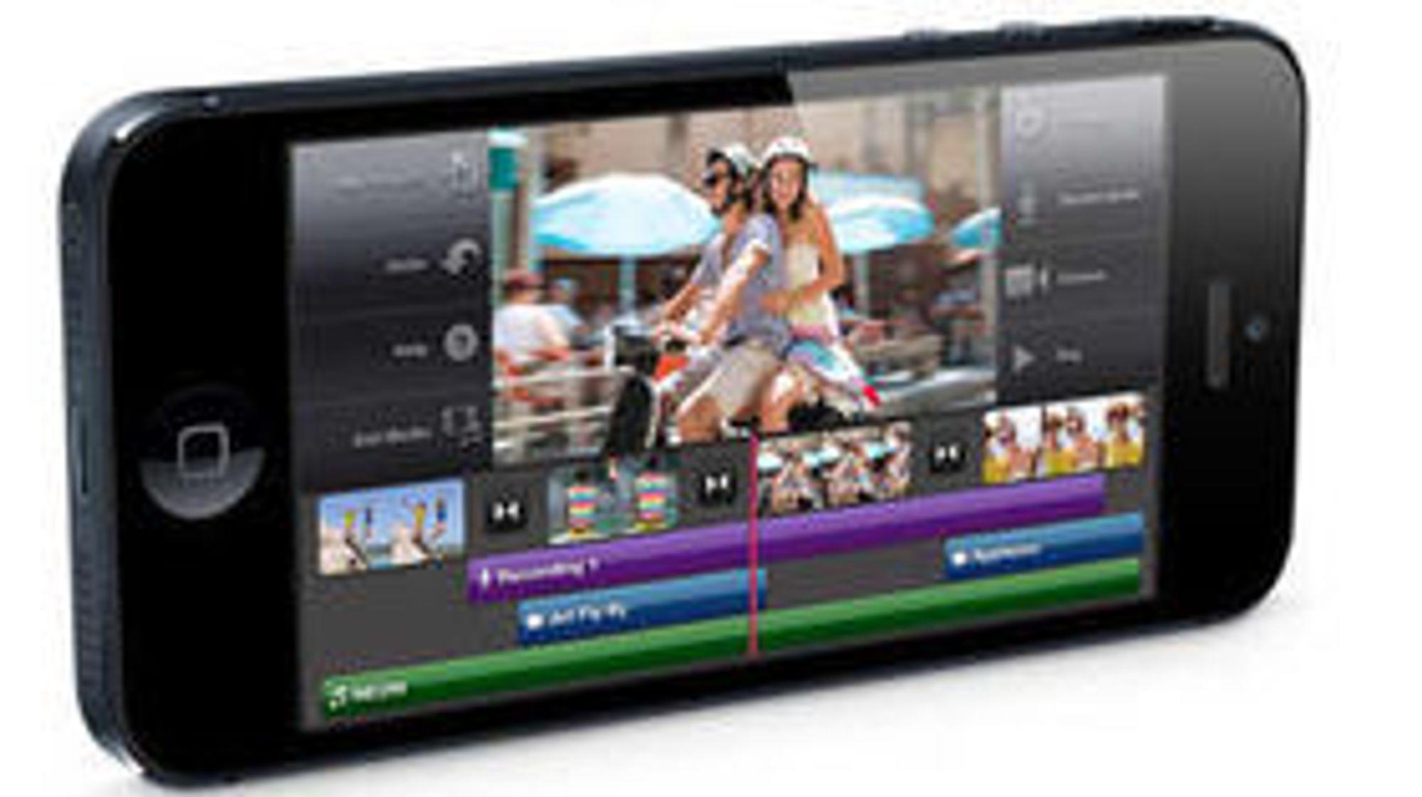 Større skjerm, tynnere, lettere og bedre fart. Dette har lokket millioner av kunder til å forhåndsbestille den nye iPhone 5.