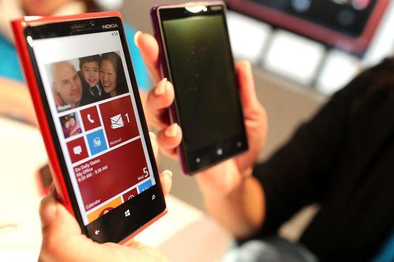 Nokias nye flaggskip klarte ikke imponere markedet kort tid etter at den ble lansert onsdag.