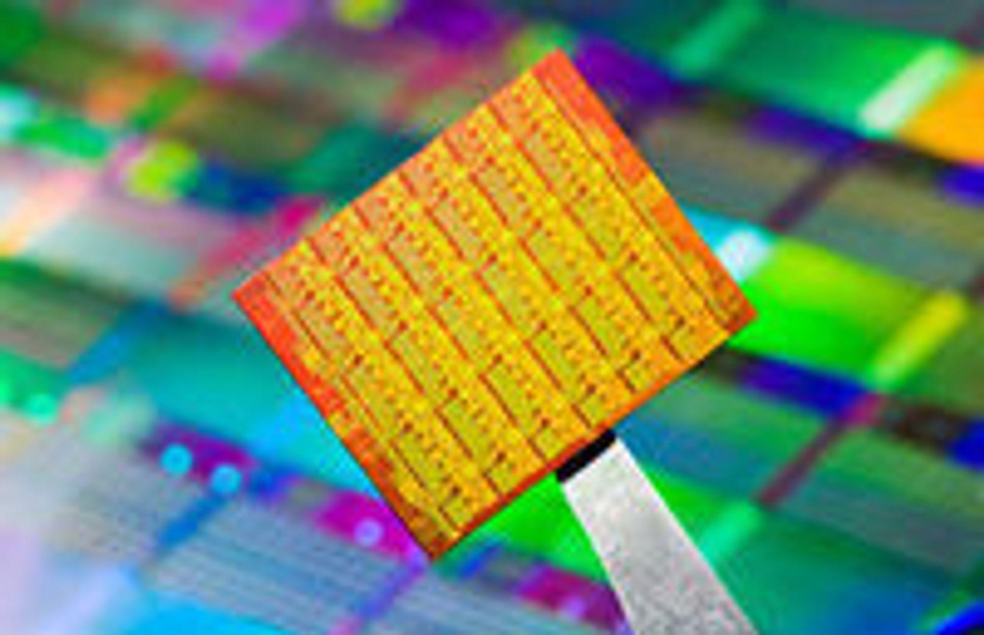 SCC består av 48 kjerner og baserer seg på vanlig Intel-arkitektur.
