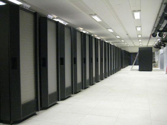 Superdatamaskinen Njord ved NTNU.