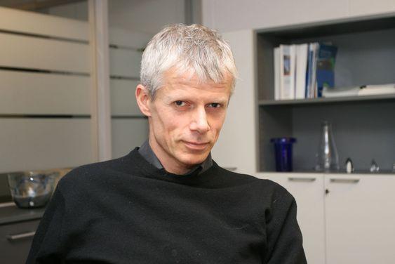 Hans Christian Holte leder Direktoratet for forvaltning og IKT (Difi), som har fått oppgaven med å utvikle eID-løsningene på vegne av Fornyingsdepartementet.
