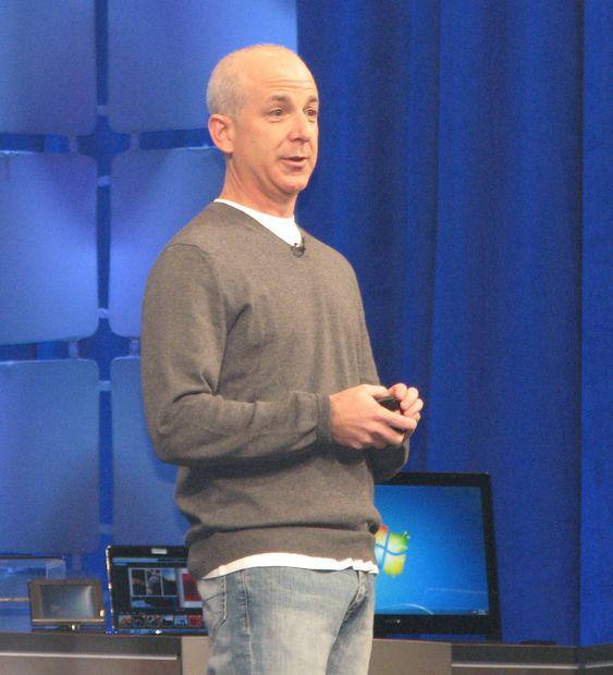Microsofts Steven Sinofsky avslørte litt om IE9 under PDC 2009