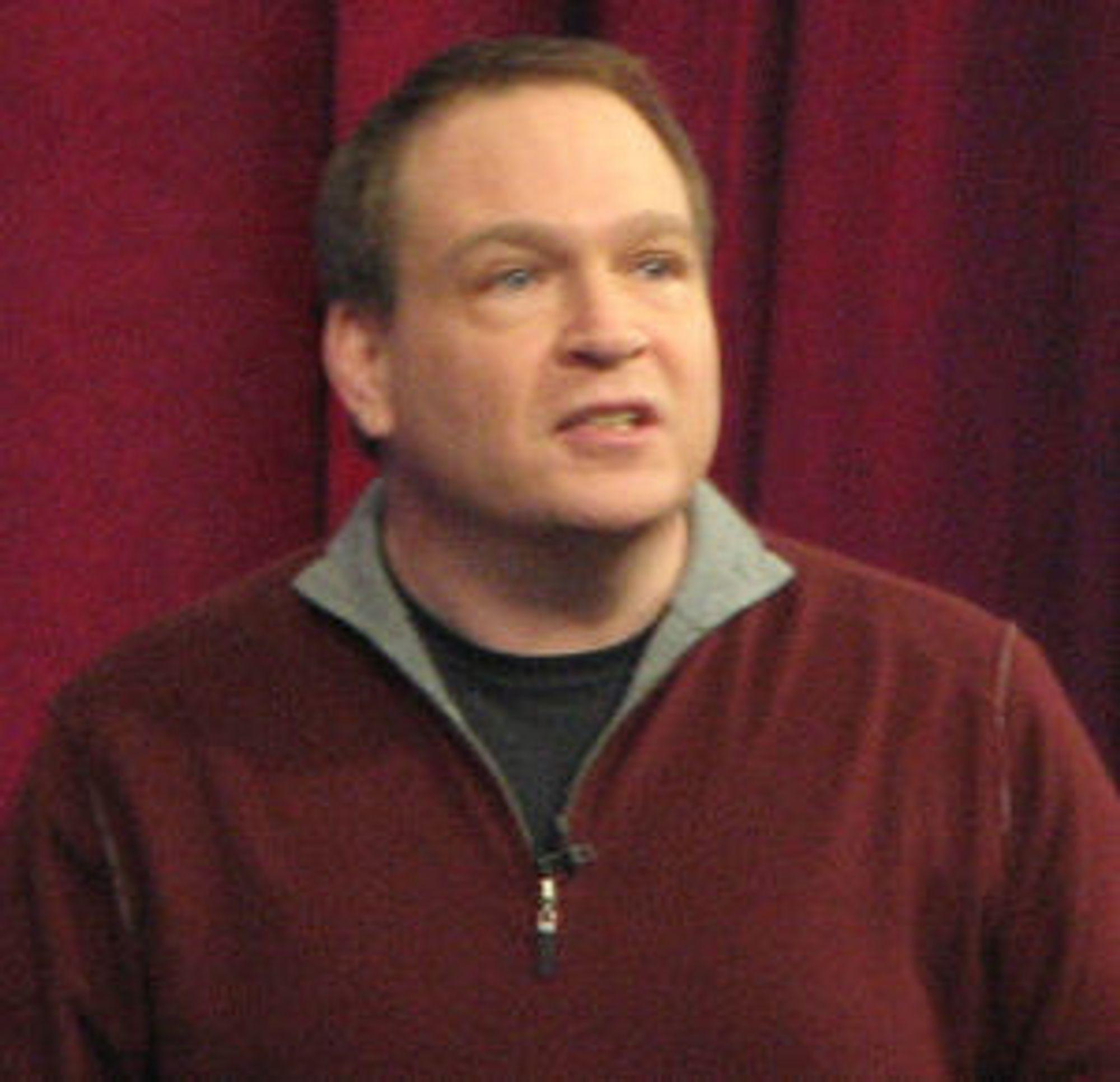 Bob Muglia under PDC 2009