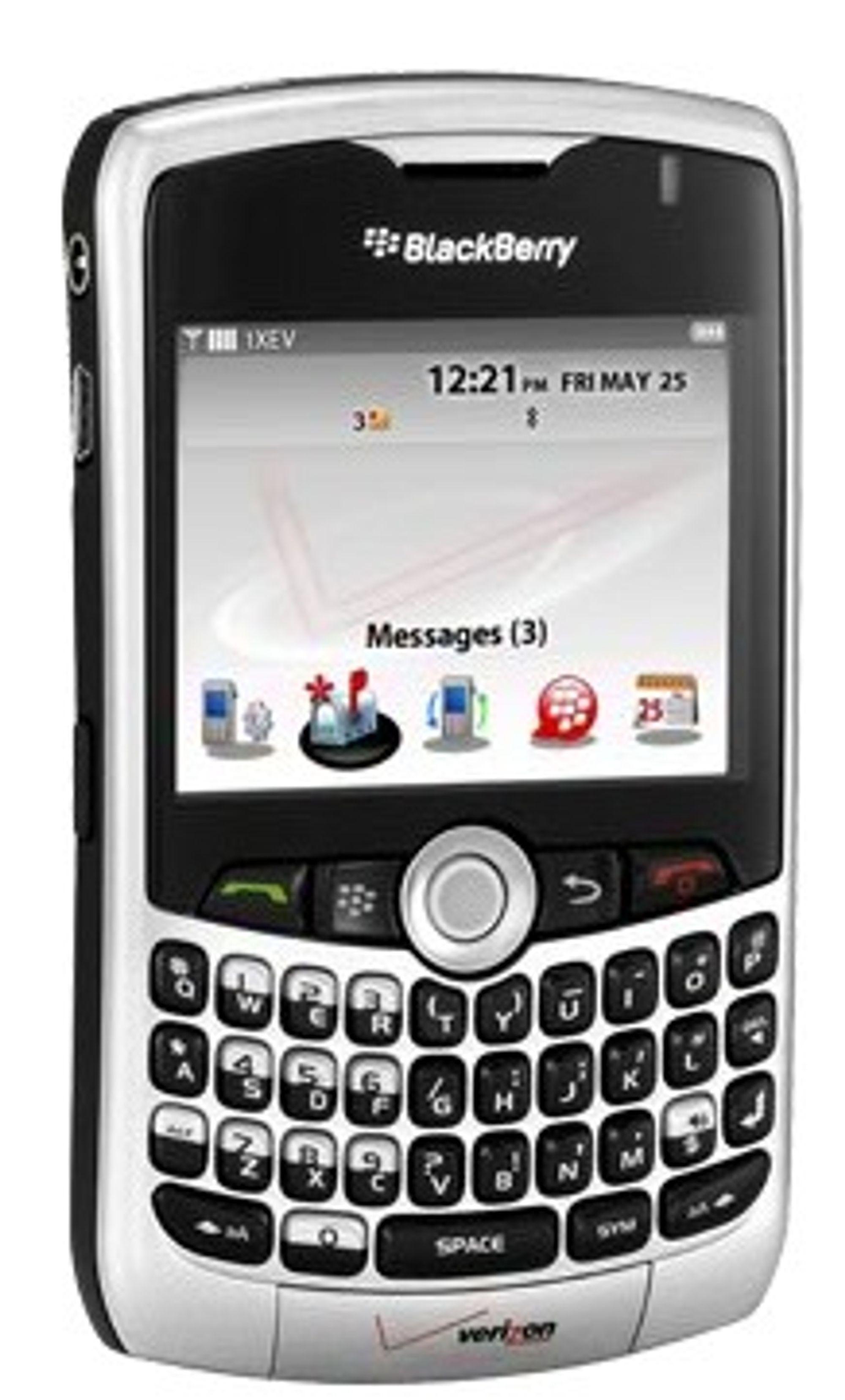 RIM Blackberry Curve