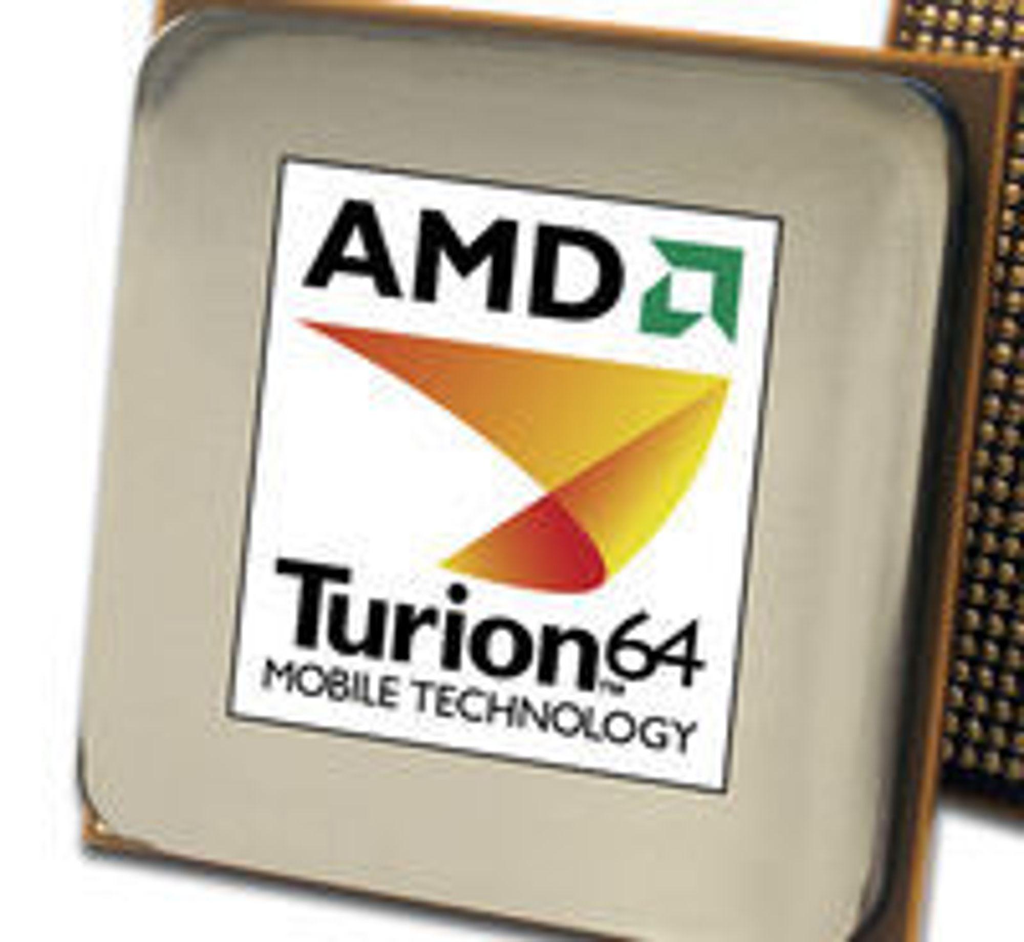 Nyere AMD Turion 64
