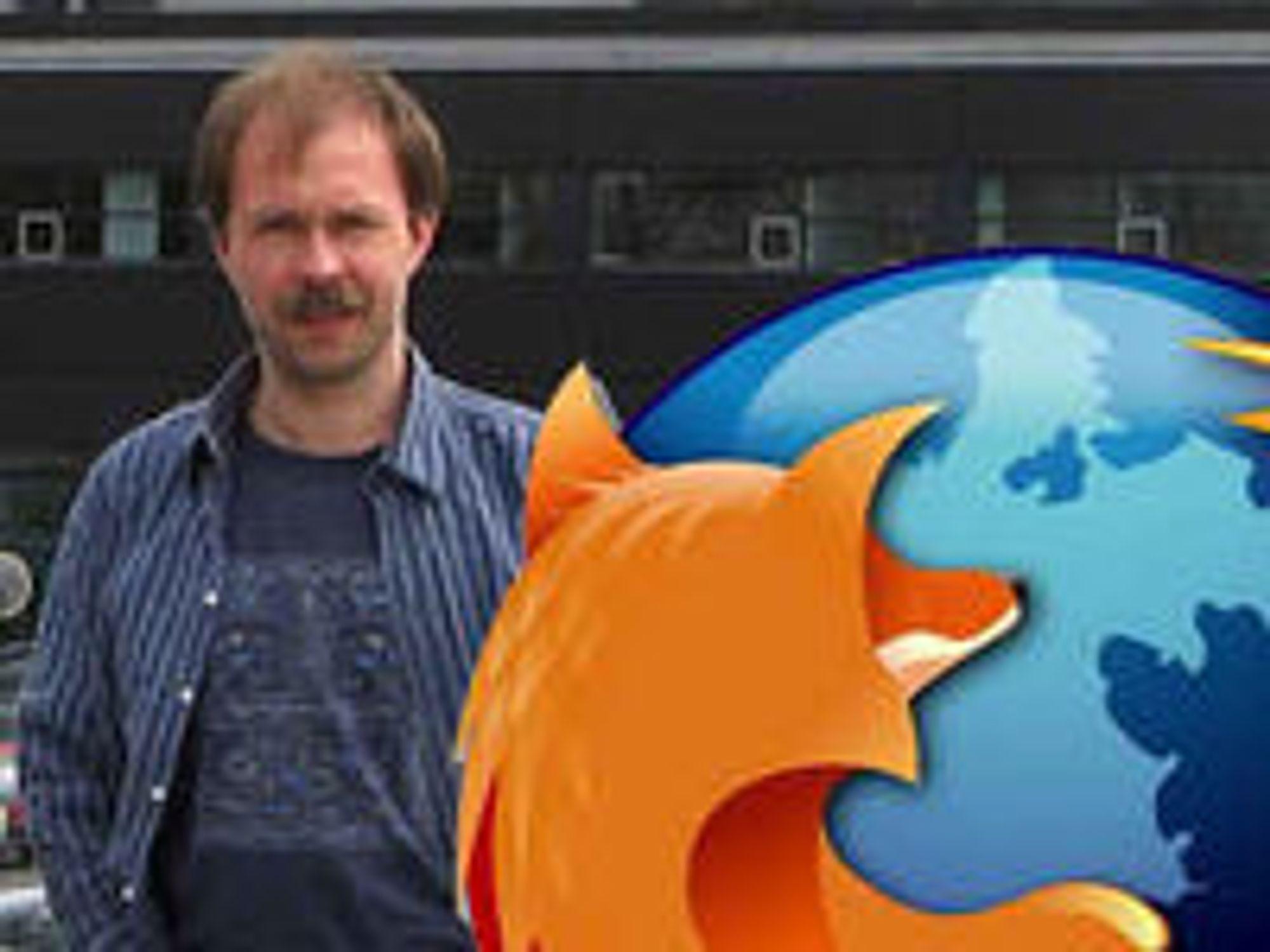 RUnit og Bjarne Geir Herland fikk kontrakt med Mozilla.