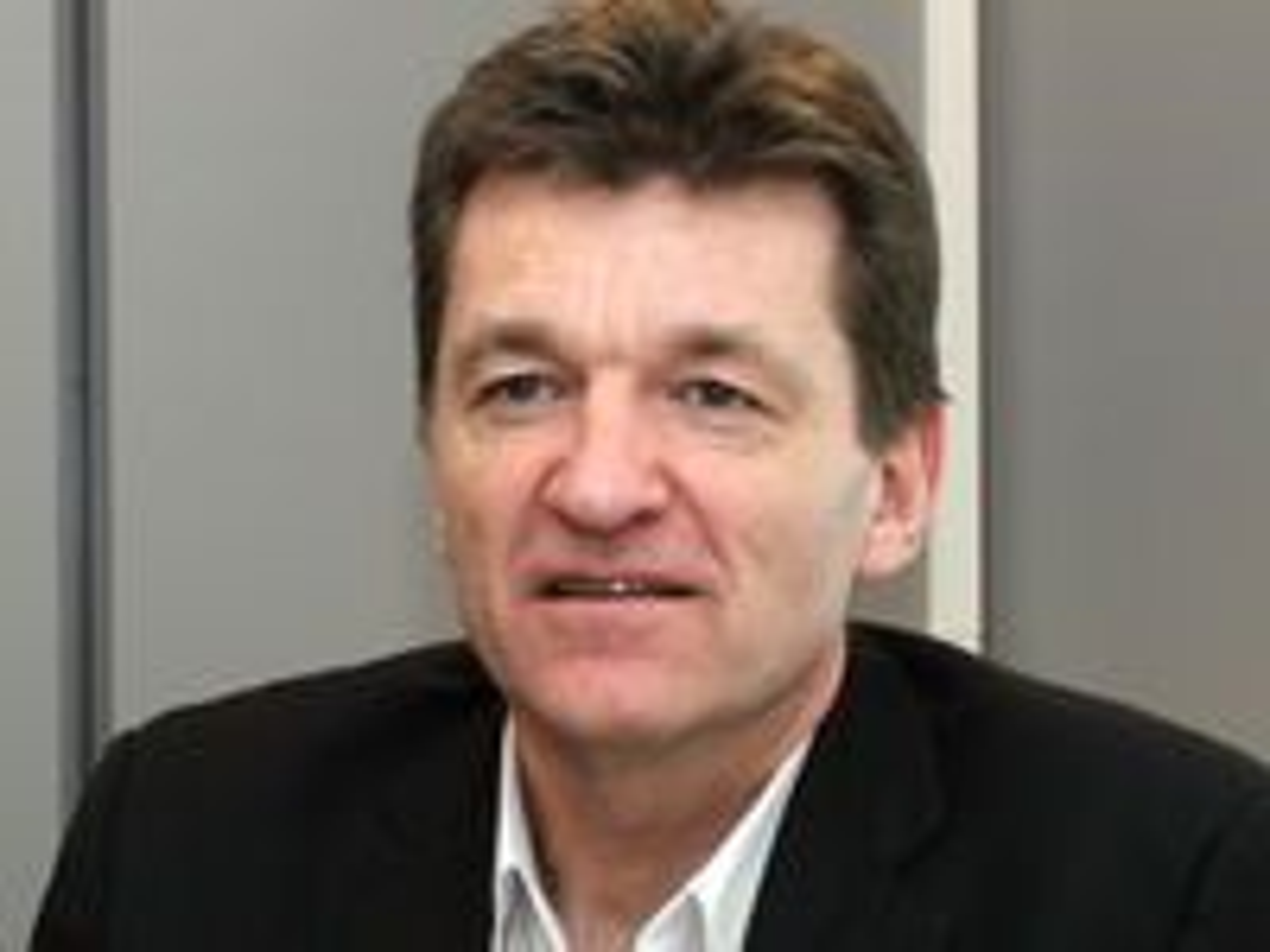 Helge Dahl, teknisk sjef for Alcatel-Lucents virksomhet i Norgen og Baltikum.