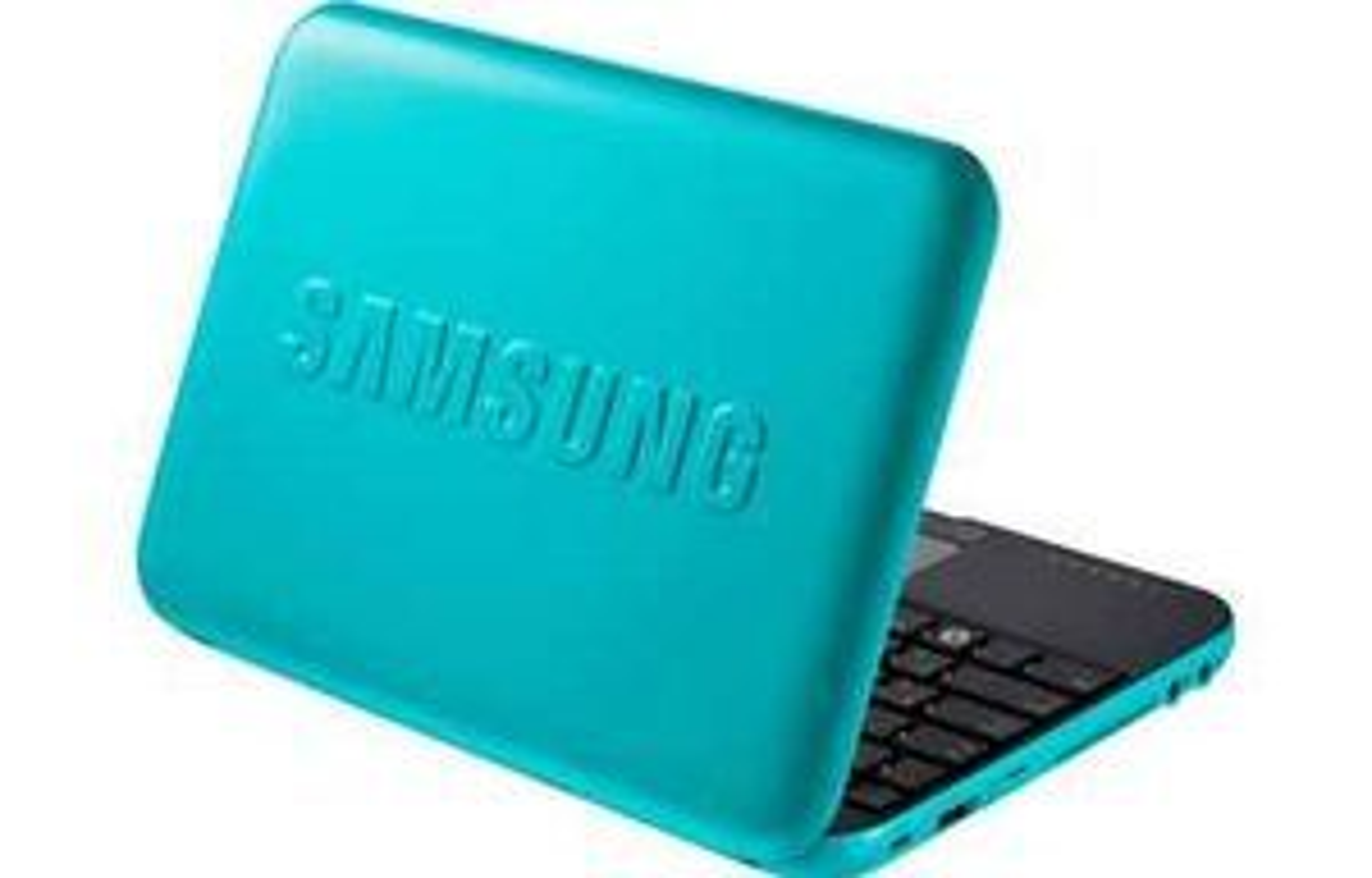 Netbook-modellen N310 kommer i ulike farger og med et spesielt belegg som bakterier ikke liker.
