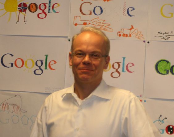 Jan Grønbech i Google Norge mener det er bra med flere aktører i det norske søkemarkedet.