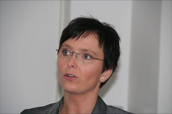 Statsråd Heidi-Grande-Røys