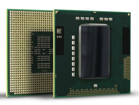 "Intel Core i7 mobile processor ""Clarksfield"""