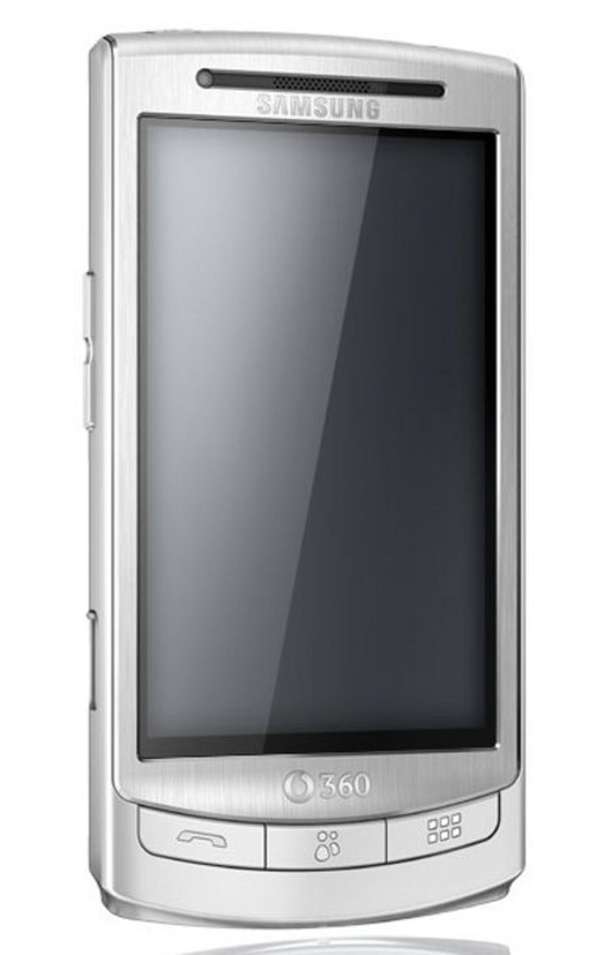 Vodafone 360 H1 produsert av Samsung.