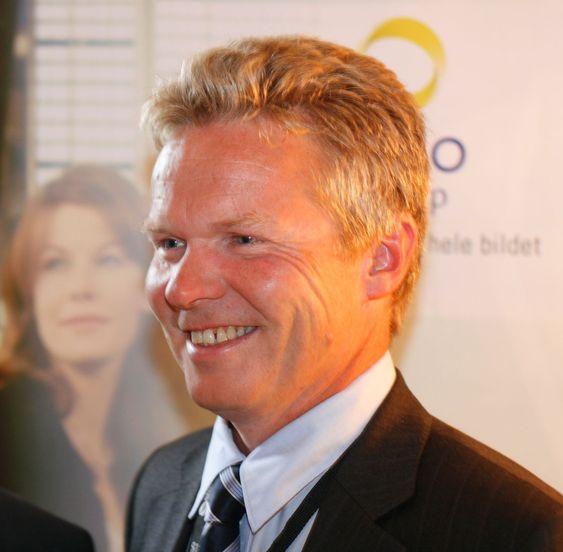 Administrerende direktør Terje Mjøs samler Norges IT-optimister til IT-ting i Tønsberg.