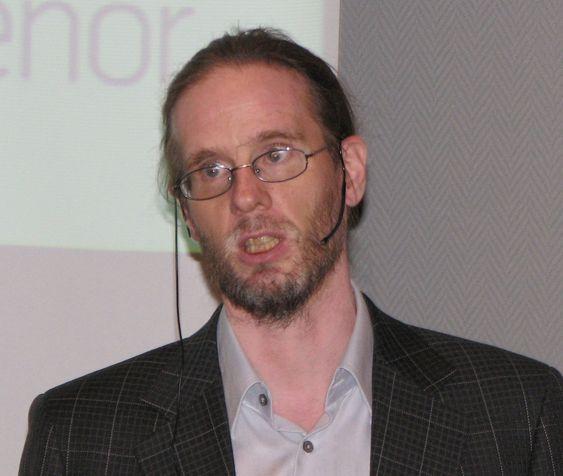 Sigurd Thunem fra Telenor