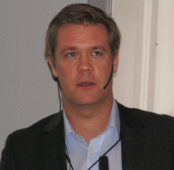 Netcoms Vegard Kjenner