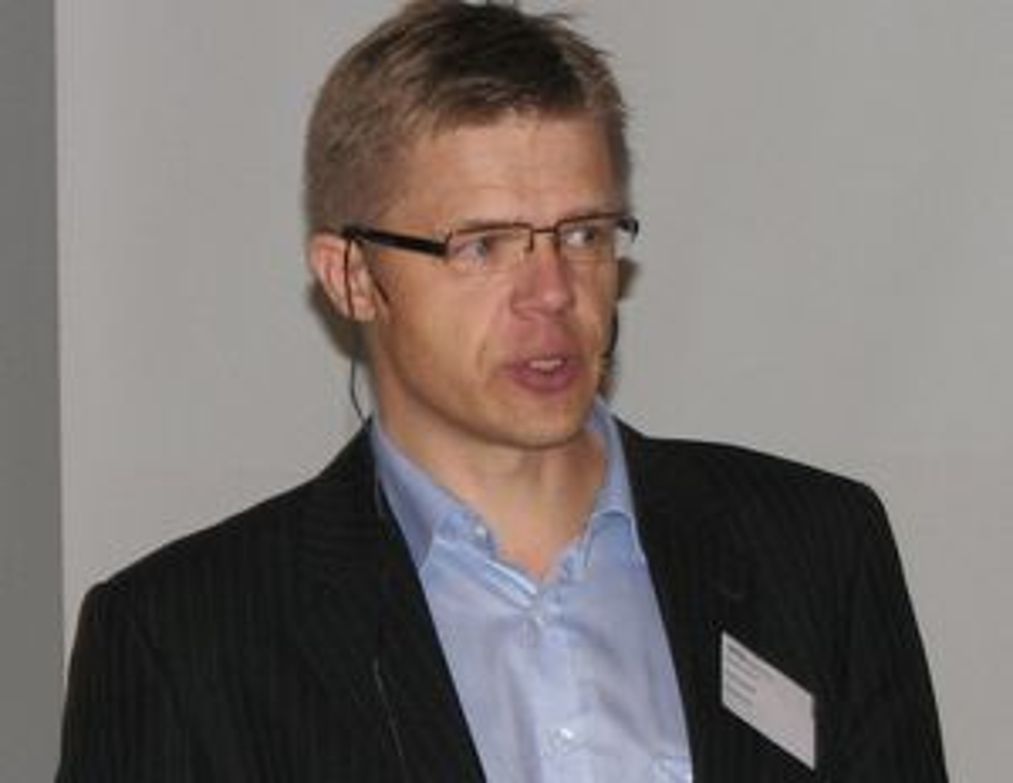 Frode Saastad i Telenor mener IPTV over tid vil smelte sammen med webtv.