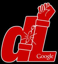 Logoen til Google's Data Liberation Front.
