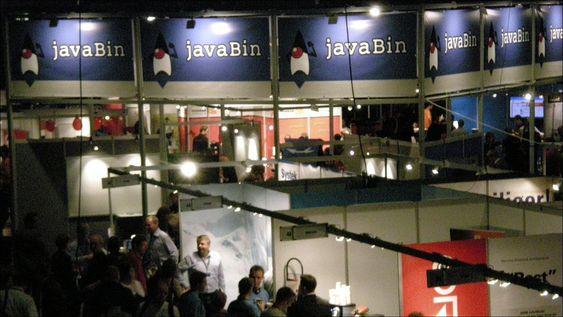 Fra JavaZone 2008