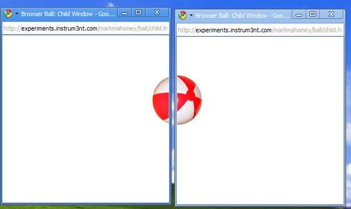 Browser Ball i Chrome