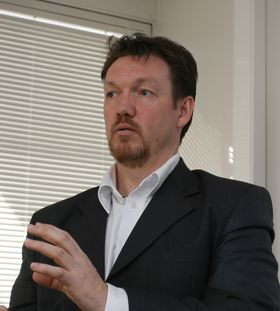 Teknologidirektør Nils-Ove Gamlem i Cisco.
