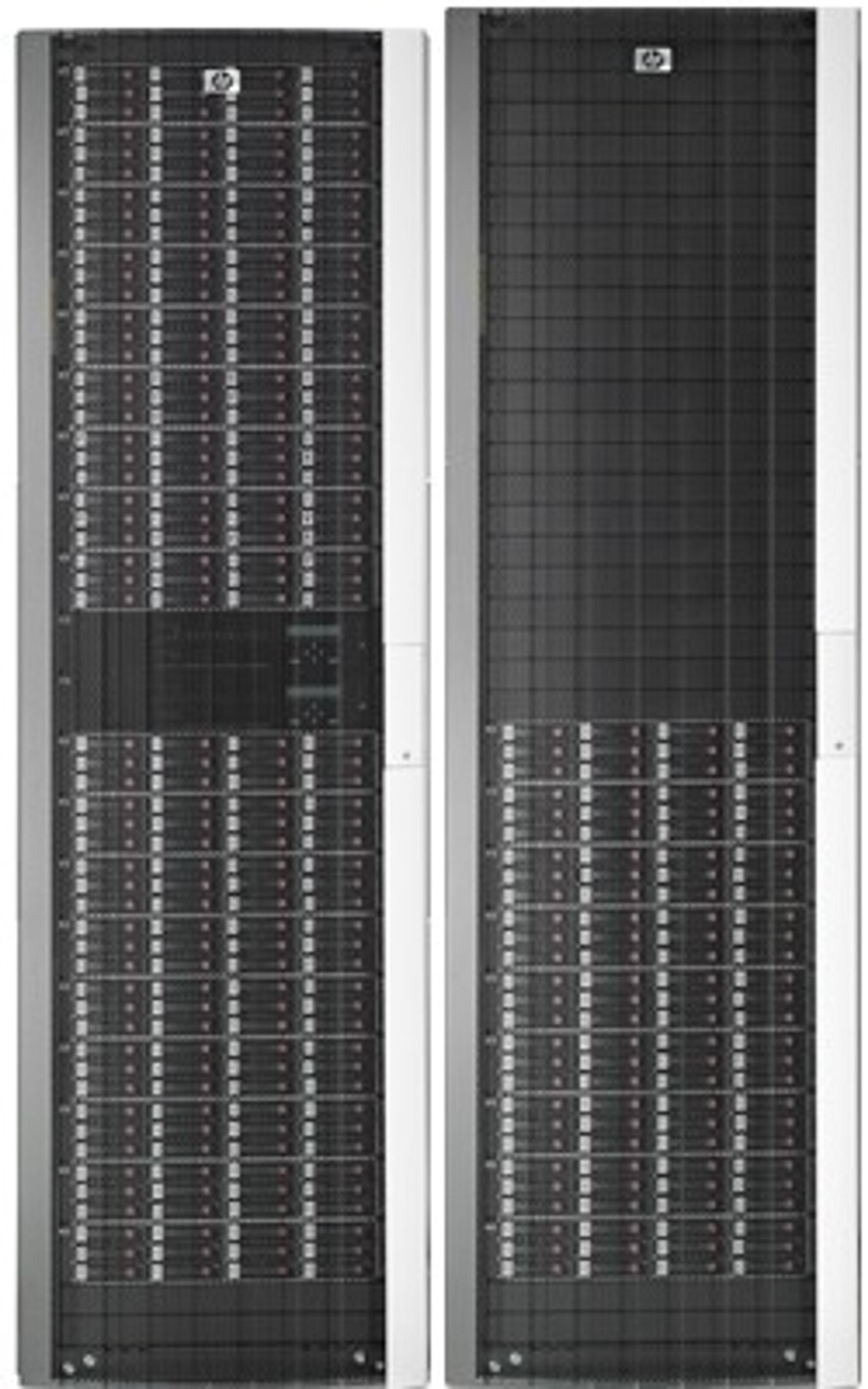 EVA6400 (til venstre) og EVA8400.