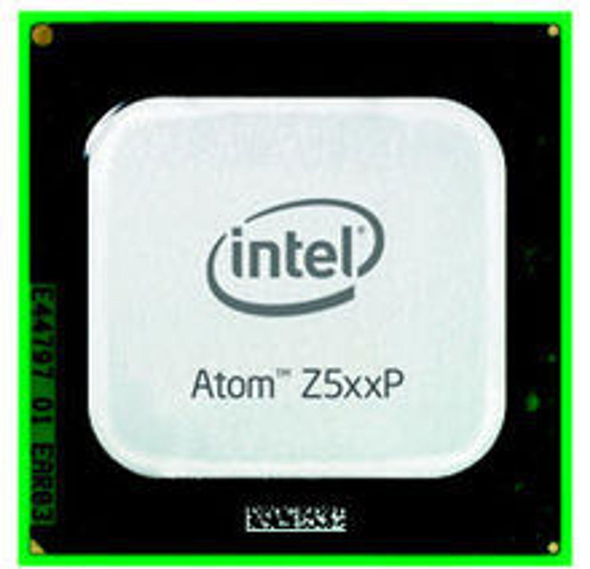 Intel Atom Z5xxP