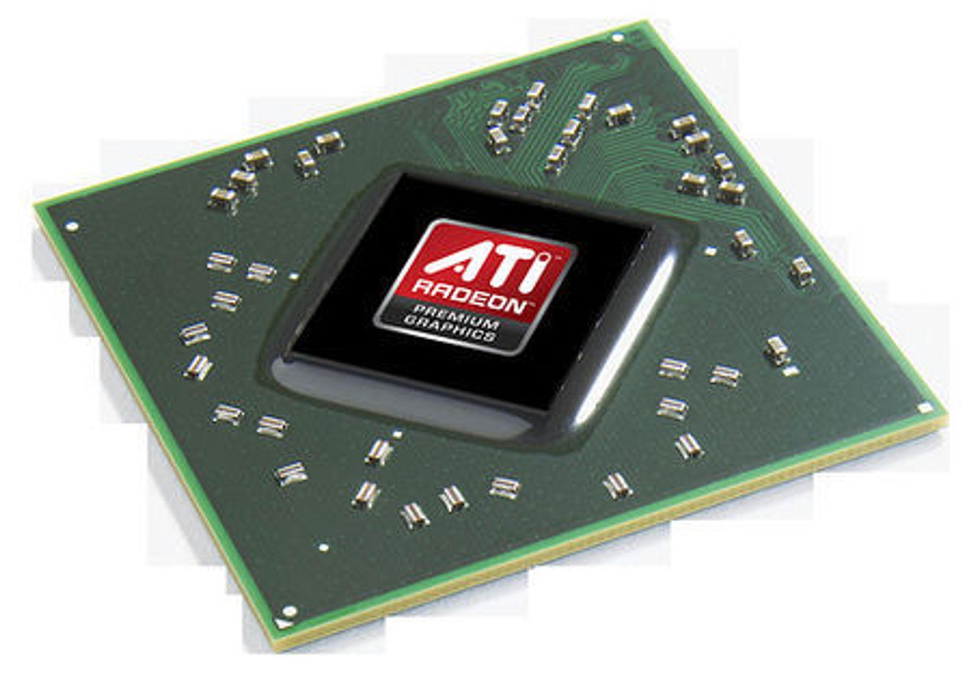 AMD ATI Mobility Radeon HD 4860