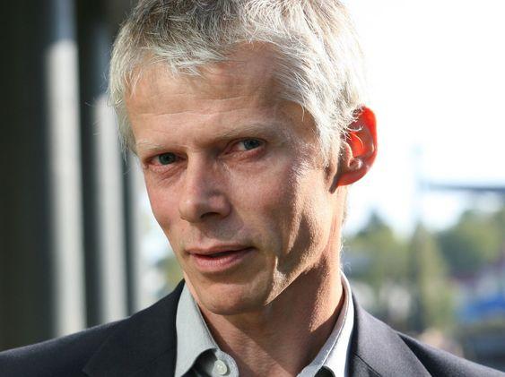 Direktør Hans Christian Holte i Direktoratet for forvaltning og IKT.