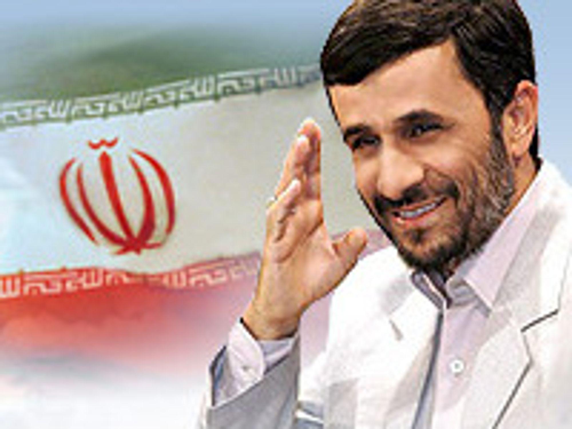 Irans president Mahmoud Ahmadinejad bekrefter datasabotasje mot landets atomanlegg, men nevner ikke Stuxnet ved navn.