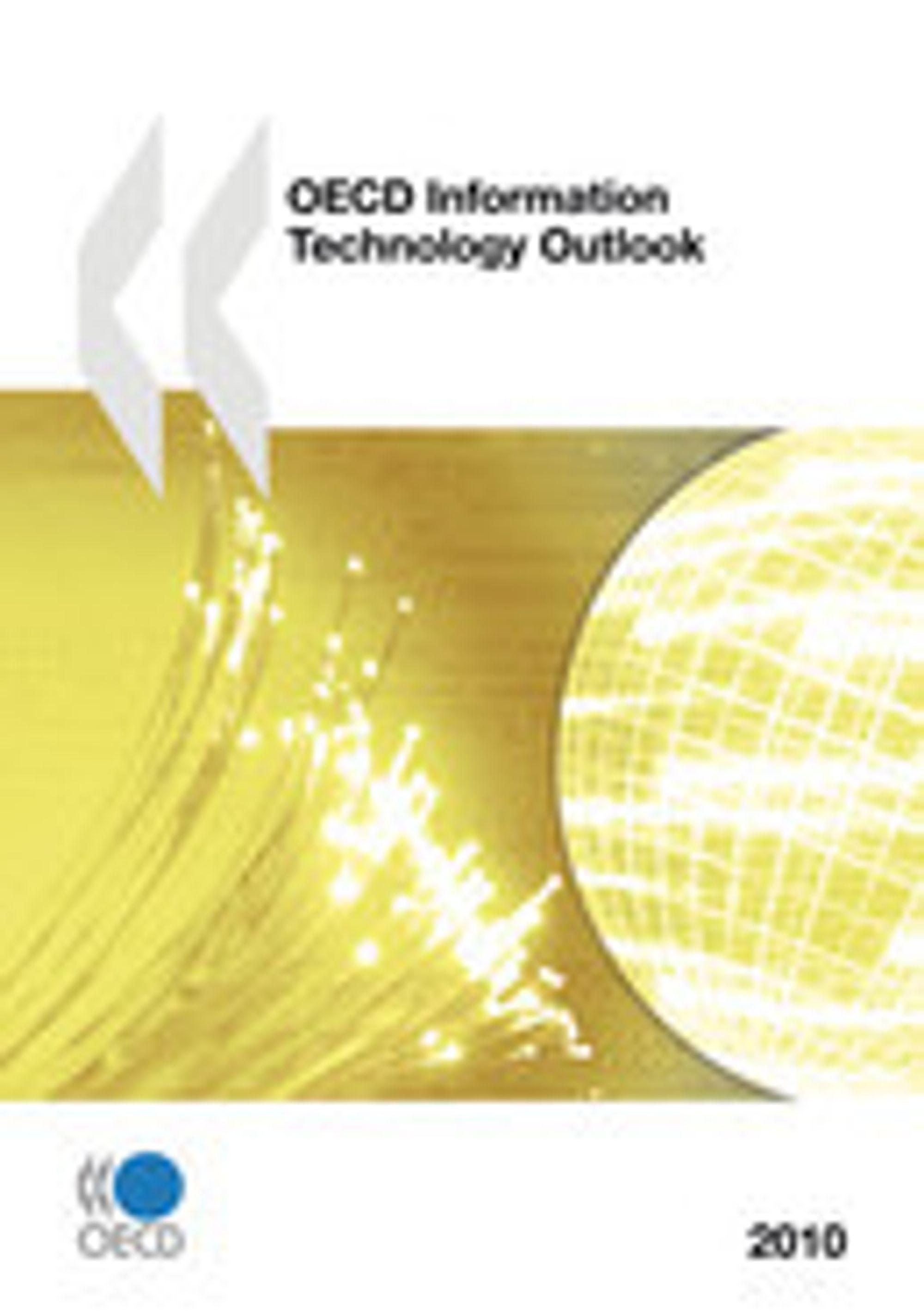 En 11 siders oppsummering av OECD Information Technology Outlook 2010 kan lastes ned gratis.
