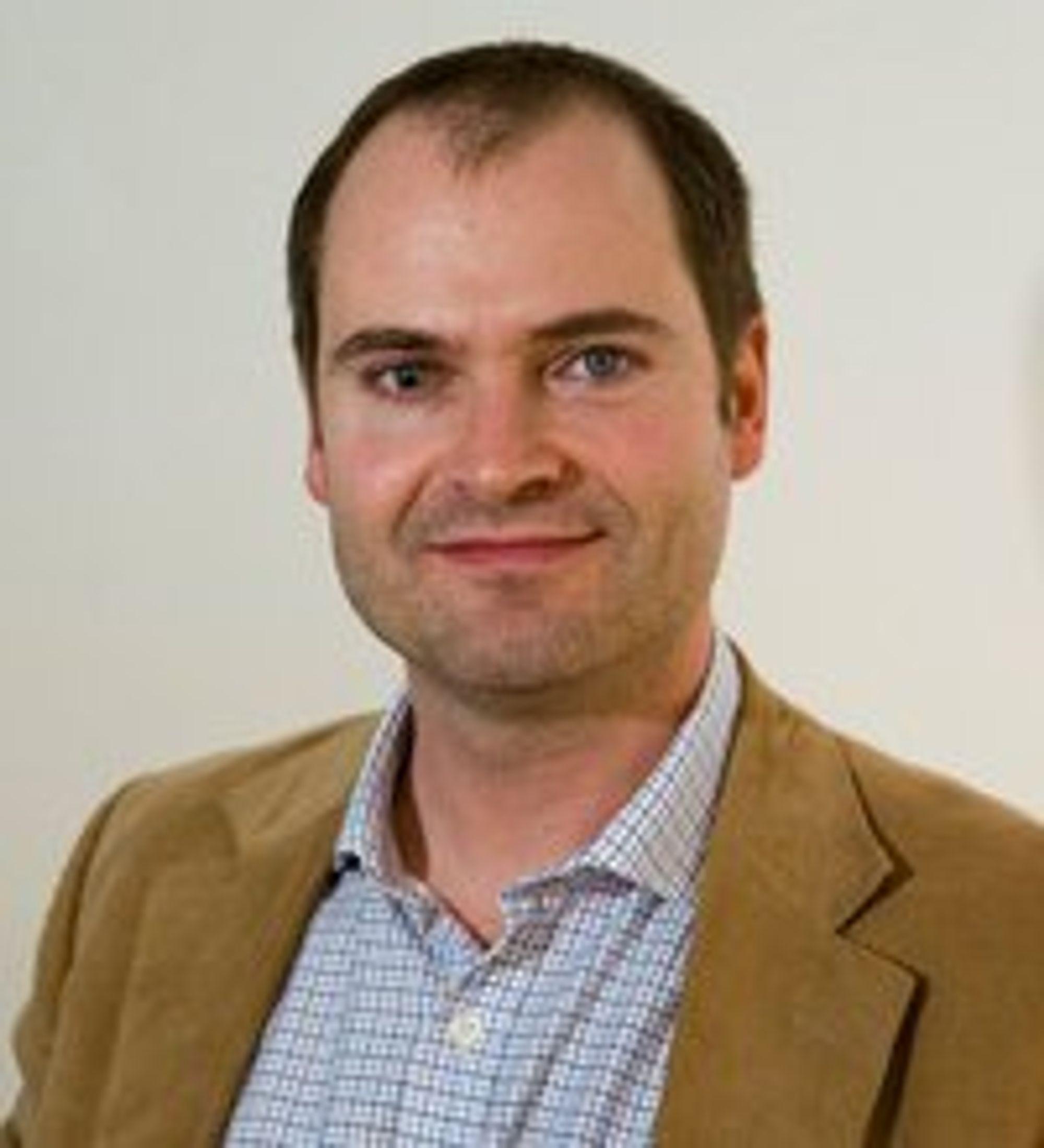 Ansvarlig redaktør og administrerende direktør Petter Danbolt i Aller Internett AS.