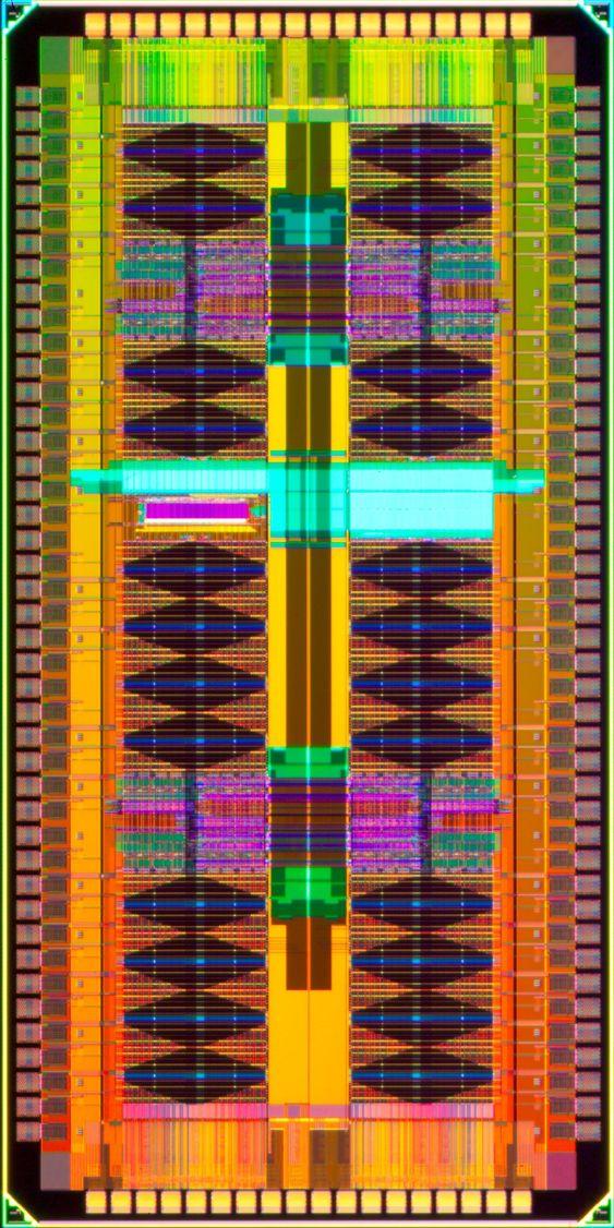 IBMs eDRAM-prototyp fra 2007