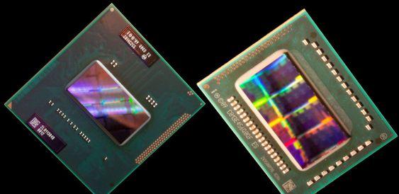 Intel Sandy Bridge-prosessorer for henholdsvis stasjonære og bærbare pc-er